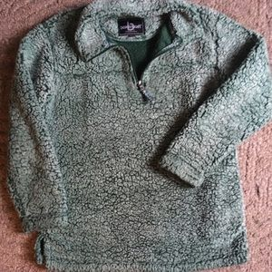 Sweaters - Sherpa pullover